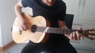 izmir marşı fingerstyle polifonik gitar