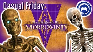 Morrowind Multiplayer Madness | Casual Friday | Stream Four Star