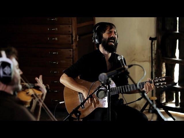 "Video de Enric Montefusco interpretando ""Meridiana""."