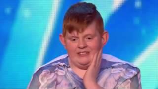 Britain's Got Talent Teen Dances to XXXTENTACION's Look at Me