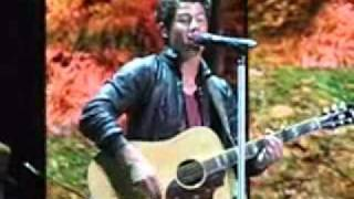 "Nick Jonas sings ""Introducing Me"" in 1 minute and 53 seconds! Irvine 9-19-10"