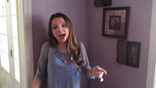 "Christina Aguilera ""Bound to You"" by Ryleigh Ledford"
