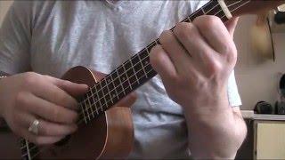 Desperado soundtrack ukulele