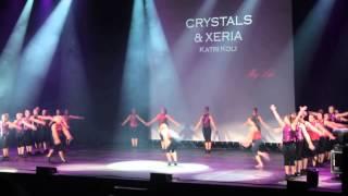 Crystals & Xeria 9.12.2013 Logomo