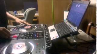 Battle Royale by Apashe ft. Panther (Tha Trickaz Remix) (Joshua Prime turntablist rendition)