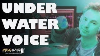 Underwater Effect for Voice and Underwater Sound Effect