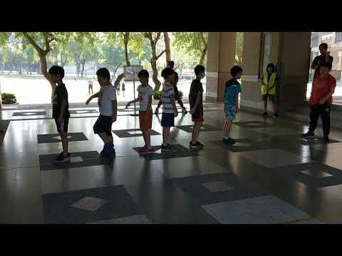 跳繩比賽第二組之二 - YouTube