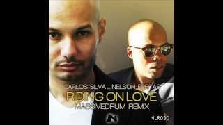 Carlos Silva feat. Nelson Freitas - Riding On Love (Massivedrum Remix) 128 kbps