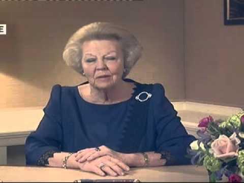 La reine Beatrix des Pays-Bas annonce son abdication