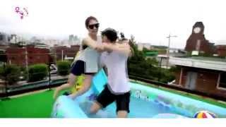 Unaired Extra Scene E 282  JongYeon Pool 우결 꽁이네 이종현 공승연 Jonghyun Seungyeon