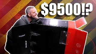 Unboxing a $9500 Custom Computer...