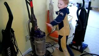 Jacob's vacuum collection