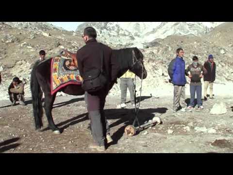 Trekking Gorak Shep,Kala-Pattar,Everest Base Camp