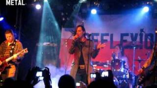 Reflexion - Dead Without You @ live at Moscow, 2010