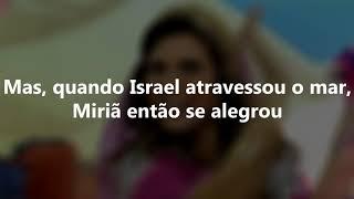 Playback Louvor De Miriã - Aline Barros & Cia 3 (Karaokê Legendado HD)