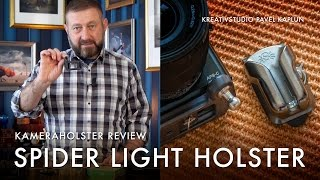 Kamera-Holster Review: Spider Light width=