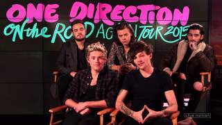 One Direction On the Road Again: Which new song do you want to hear?