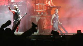 Rammstein LIVE Feuer Frei - Graspop 2017