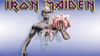 Iron Maiden - Seventh Son of a Seventh Son full MidiCover