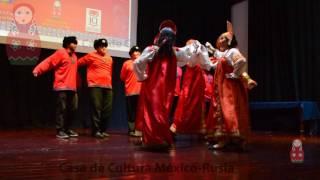 Baile tradicional ruso KALINKA- 15OCTUBRE2016