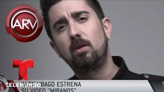 """Alex Ubago estrena su video """"Míranos""""   Al Rojo Vivo   Telemundo"""