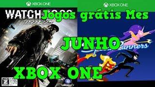 Jogos Grátis da Live Gold de JUNHO 2017 Games With Gold/ Xbox ONE