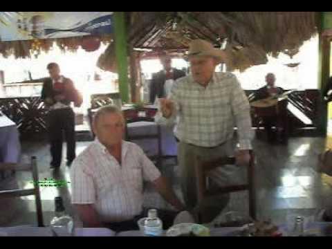 Nuevo CARNIC, Juan Tigerino. Restaurante el Bosquecito Camoapa Nicaragua