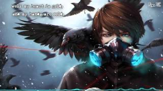 Nightcore - Gasoline (Lyrics)