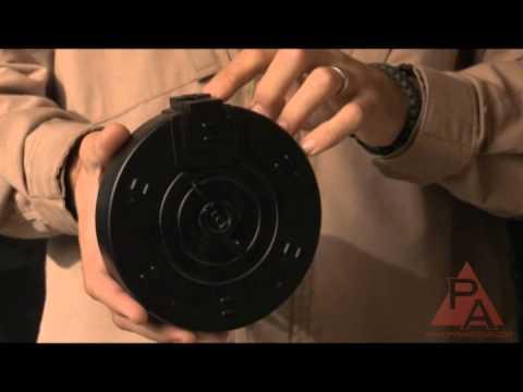 Video: Rapid Fire Review Episode 27: Cybergun Thompson M1A1 Airsoft Rifle   Pyramyd Air