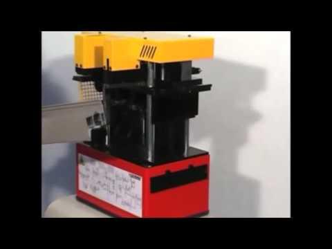 Promax Makine- Doğrama Profili Panç Makinesi