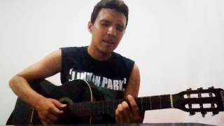 Linkin Park - Pushing Me Away- Cover by Arnold Neto