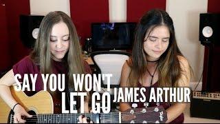 Say You Won't Let Go - James Arthur (Acoustic Cover)
