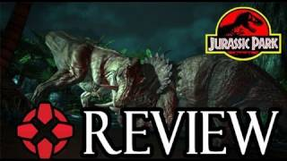 IGN Reviews - Jurassic Park Game Review