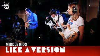 Middle Kids - 'Never Start' (live on triple j)