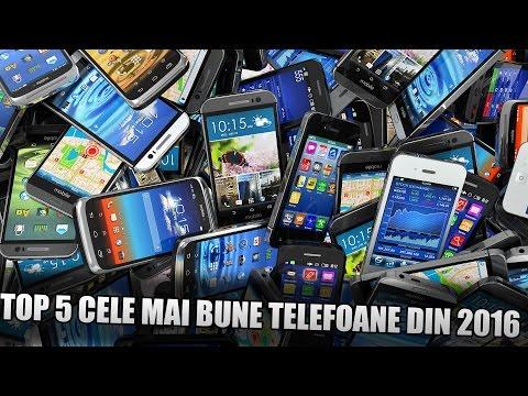TOP 5 CELE MAI BUNE TELEFOANE DIN 2016