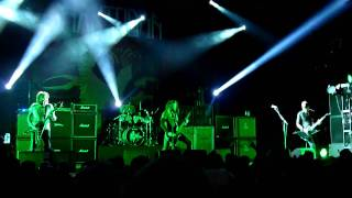 Mastodon Live @ 013 - Bedazzled Fingernails