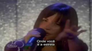 """This is me -Demi Lovato & Joe Jonas - Tradução  ( Essa sou Eu ) Gotta Find You """"Preciso encontrar você"""" Camp Rock - By Willblack"""