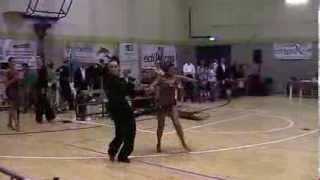 2013 TLC Nicris Dance - Over 16 Latin - Final Hit Presentation