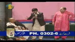 stage drama funny qawali