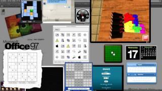 Macino Knockover: Office 97
