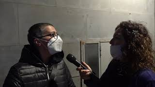 CATANZARO: MANIFESTAZIONE DI PROTESTA SU DPCM RISTORI E SANITA'