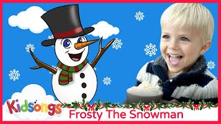 Frosty the Snowman | Kidsongs | Kids Christmas Songs | Kids Chrismas Music | PBS Kids | Xmas Songs
