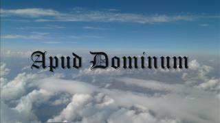 Canto gregoriano - Apud Dominum - Gregorian chant