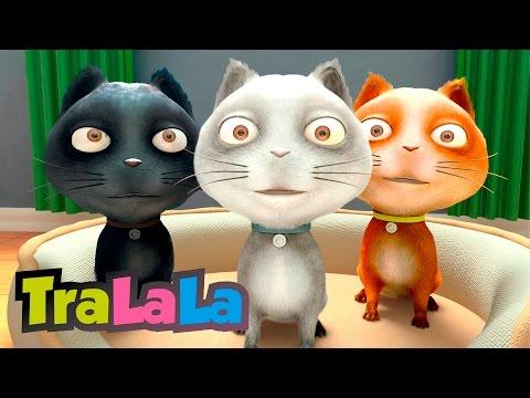 Trei pisicuțe (Three Little Kittens în română)