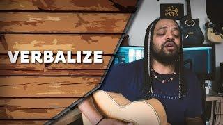 Verbalize - Natiruts (Cover) | Um canto, um violão.