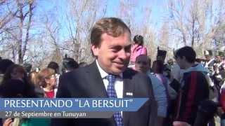 La Bersuit en Tunuyan