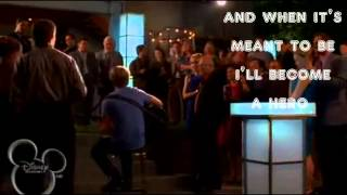 Hero - Sterling Knight acoustic (with lyrics)