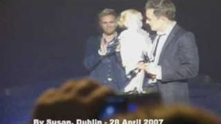 Westlife on Stage 2007