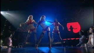 Carmen Electra & Pussycat Dolls. Strip Tease