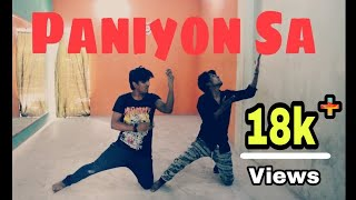 Satyameva Jayate: PANIYON SA Song   Dance   Choreography Amit Arya@